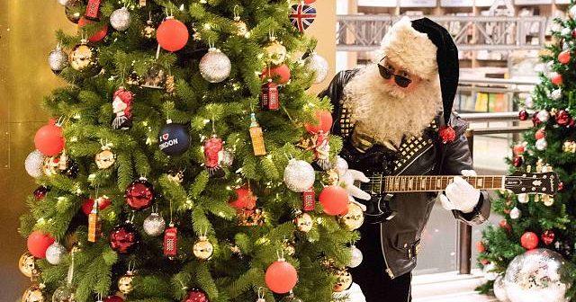 Fortnum Mason Christmas Sales Outshine Amid Retail Gloom London