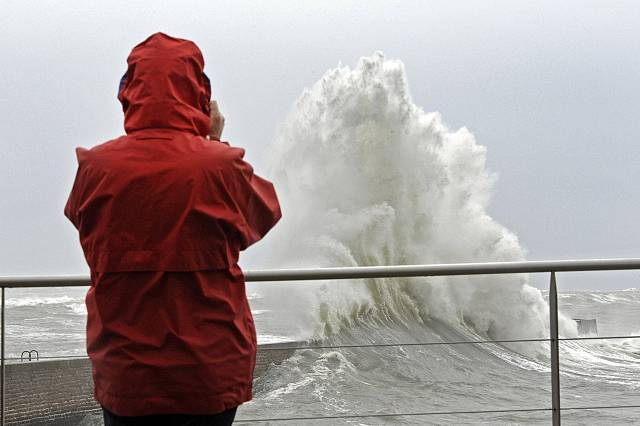 Storm Jorge to batter flood-affected areas and cause travel chaos today