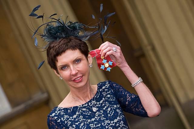 Meet Britain's best-paid boss- Denise Coates