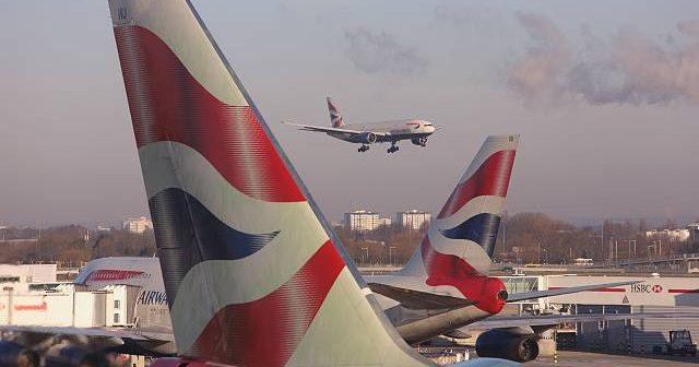 British Airways pilots start 48-hour walkout | London