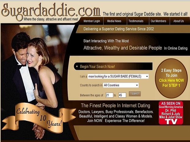 Sugarbabe website