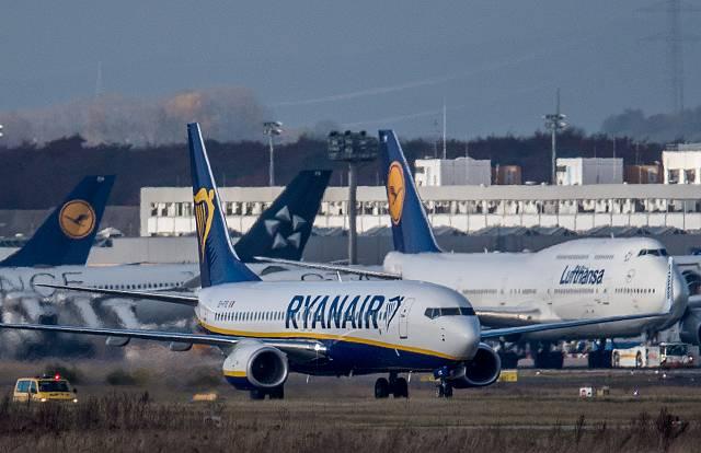 Ryanair slams air traffic control shortages following major flight delays